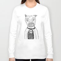 satan Long Sleeve T-shirts featuring Satan by SECRET EYE