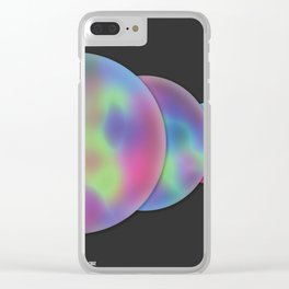 02242017 Clear iPhone Case