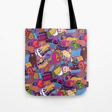 G Pattern Tote Bag