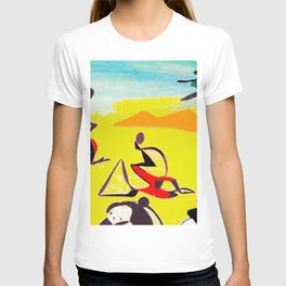 Lipton in East Africa          by Kay Lipton T-shirt