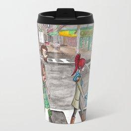 Aspie Road Travel Mug