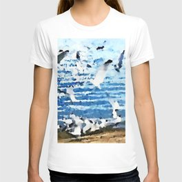 Seagulls T-shirt