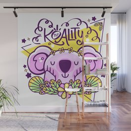 Top Koality Wall Mural
