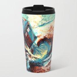 Tardis doctor who at starry night Dark Vortex iPhone 4 4s 5 5c 6, pillow case, mugs and tshirt Travel Mug