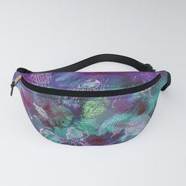 Aurora Seaworld Party Fanny Pack