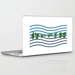 RIPPLES Laptop & iPad Skin
