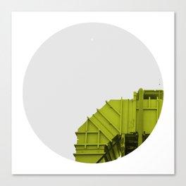 Air intake  Canvas Print