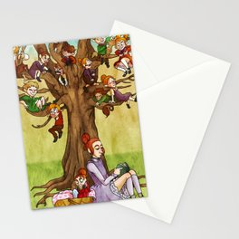 Mymble Family (Tree) Stationery Cards