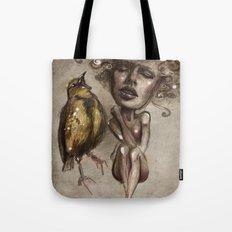 unheard Tote Bag
