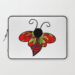 Red Bee Laptop Sleeve
