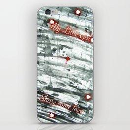 Share some love iPhone Skin