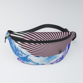 reality from my eyes Fanny Pack