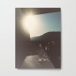 Eternal Mornings In Summer Metal Print