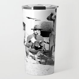 U.S. Cavalrymen (c.1919) Travel Mug