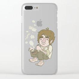 Bilbo Clear iPhone Case