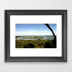 Lakes Entrance ~ Australia Framed Art Print
