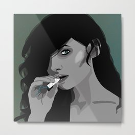 Smoke on this II Metal Print