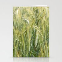 catcher in the rye Stationery Cards featuring Rye by BlueShadowM