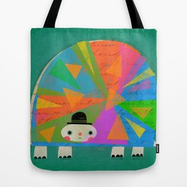 TURTLE DERBY Tote Bag
