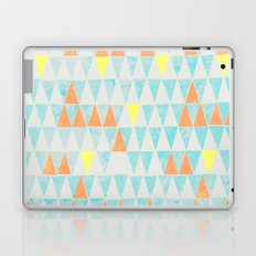 Triangle Patterns Laptop & iPad Skin