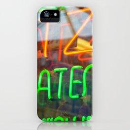 Reuben Sandwich iPhone Case