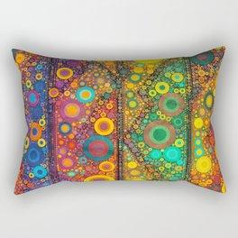 Bubble Mosaic Rectangular Pillow