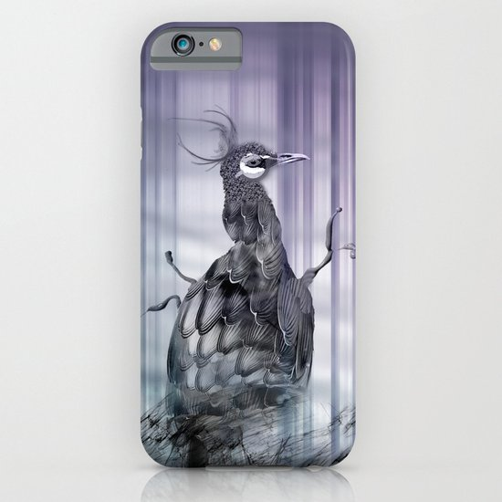 A perfect day between peacock! iPhone & iPod Case