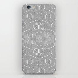 2805 DL pattern 3 iPhone Skin