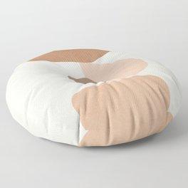 Balancing Elements II Floor Pillow