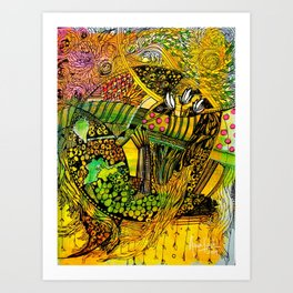 Razzmatazz | Limited Edition of 50 Prints Art Print