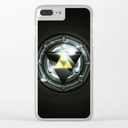 Light Of Zelda Clear iPhone Case