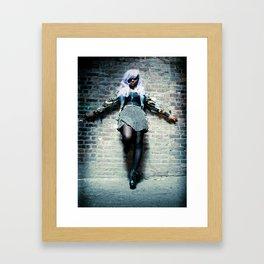 Asha Framed Art Print