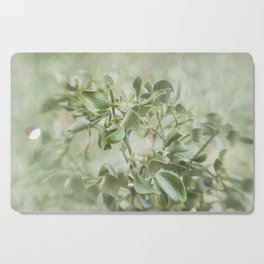 Mistletoe Cutting Board