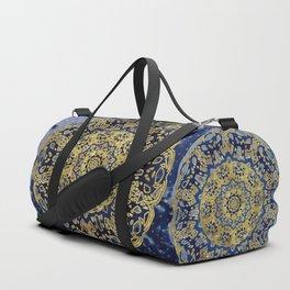 Night Sky Mandala Duffle Bag