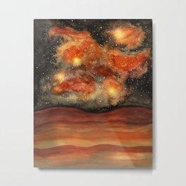 Beautiful Galaxy II Metal Print