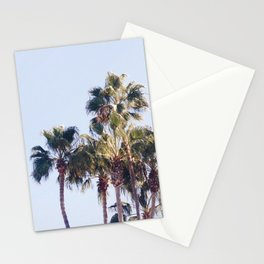 For The Love of Palm Trees Stationery Cards