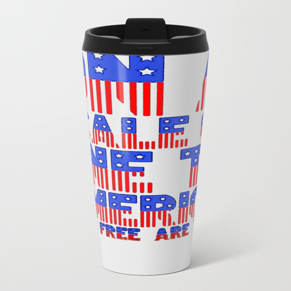 America! T-shirt Travel Cup TRM7669095