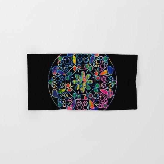 Mandala Hand & Bath Towel