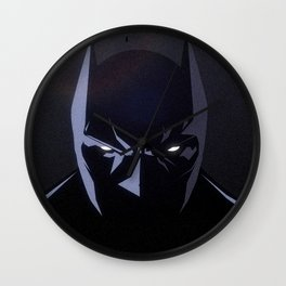 The hero Society6 deserves, but not the one it needs Wall Clock