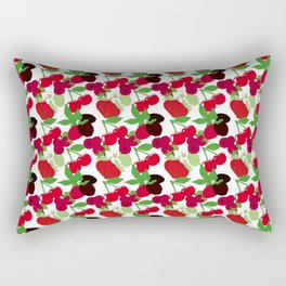 Juicy Fruit Rectangular Pillow