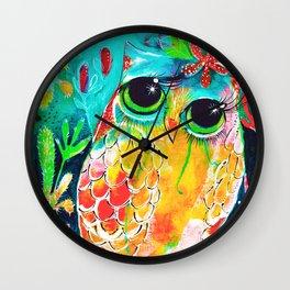 Owlette Wall Clock