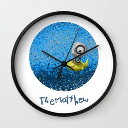 The Matthew Wall Clock