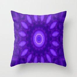 Circle of Spirituality.... Throw Pillow