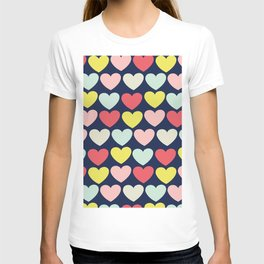 OH Love! Pattern T-shirt