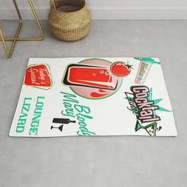 Cocktail Rug