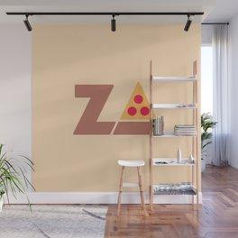 Za Wall Mural