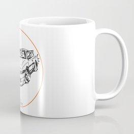 Crazy Car Art 0214 Coffee Mug