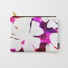 Large Hawaiian Tropical Blooms Carry-All Pouch
