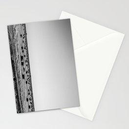 Salton Sea - Hay Stacks Stationery Cards