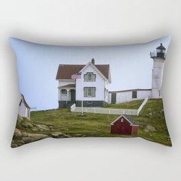 Nubble Light Rectangular Pillow